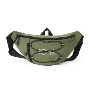 Riñonera Polar Skate Sport Hip Bag Dusty Army