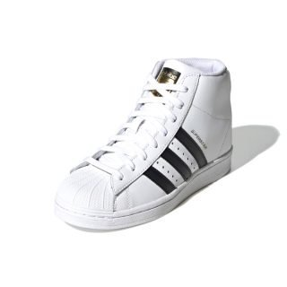 Sneaker Adidas Superstar Up Cloud White Core Black Gold Metallic