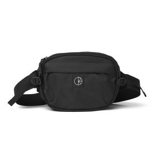 Riñonera Polar Skate Co Cordura Hip Bag Black