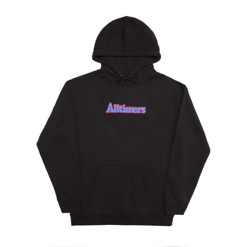 Sudadera Alltimers Broadway Embroidered Hoody
