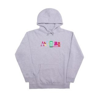 Sudadera Alltimers Embroidered Sin Good Hoody Grey