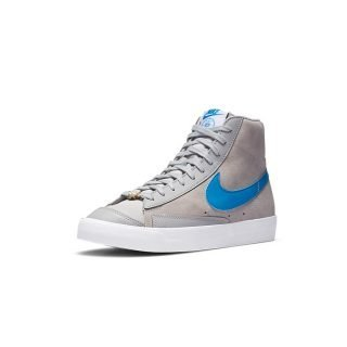 Sneaker Nike Blazer Mid 77 NRG Grey Fog LT Photo Blue White