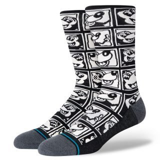 Calcetines Stance 1985 Haring White