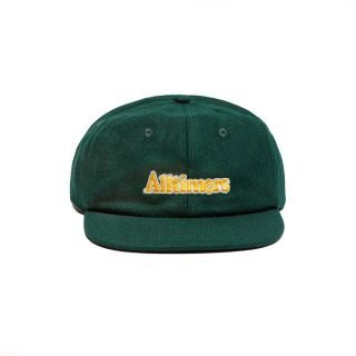 Gorra Alltimers Wool Cap Green