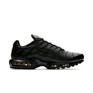 Bamba Nike Air Max Plus Black Black Black