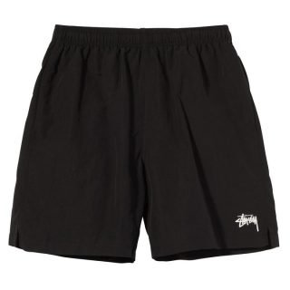 Bañador Stussy Stock Water Short Black