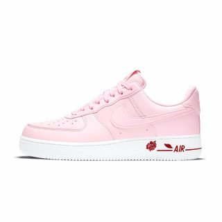 Zapatilla Nike Air Force 1 07 LX Pink Foam University Red