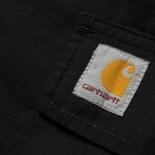Shorts Carhartt WIP Regular Cargo Short Black Rinsed