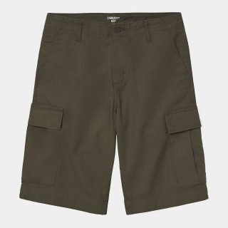 Bermuda Carhartt WIP Regular Cargo Short Cypress Rinsed
