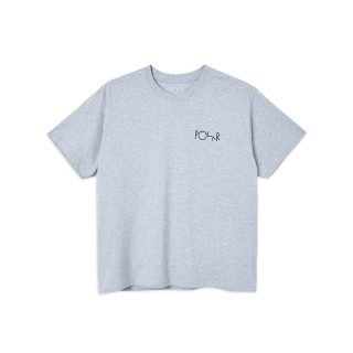 Tee Shirt Polar Fill Logo Tee Sport Grey