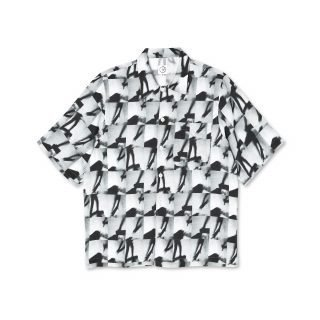 Camisa Polar Skate Co Sequence Art Shirt Black