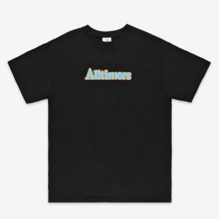 Camiseta Alltimers Broadway Tee Black