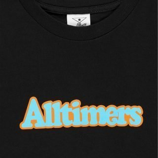 Tee Shirt Alltimers Broadway Tee Black