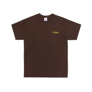 Camiseta Alltimers Embroidered Estate Tee Brown