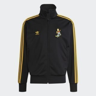 Chaqueta Adidas Firebird The Simpsons Black