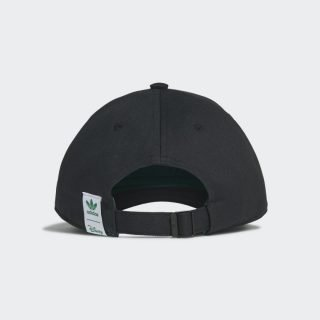 Gorra Adidas Not Easy Being Green Dad Black Bold Green