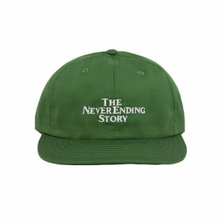 Gorra Alltimers Never Ending Story Cap Kelly Green