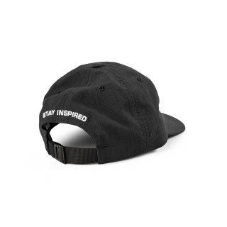 Cap Polar Skate Co Lightweight Cap Black