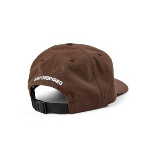 Cap Polar Skate Co Lightweight Cap Brown