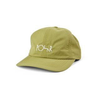 Gorra Polar Skate Co Lightweight Cap Lentil Green