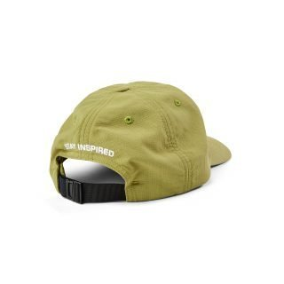 Cap Polar Skate Co Lightweight Cap Lentil Green