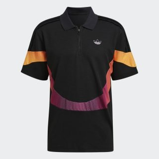 Polo Adidas Sprt Supersport Polo Shirt Black