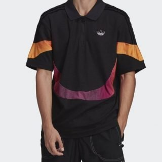 Polo Adidas Sprt Supersport Shirt Black