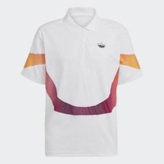 Polo Adidas Sprt Supersport White
