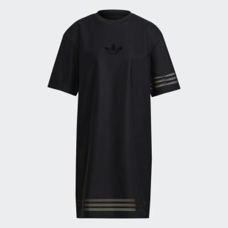 Vestido Adidas Tee Dress Black