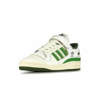 Sneaker Adidas Forum 84 Low Cloud White Crew Green Wild Pine