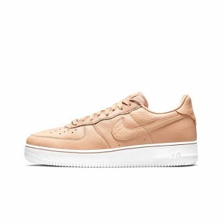 Zapatilla Nike Air Force 1 Craft Vachetta Tan White