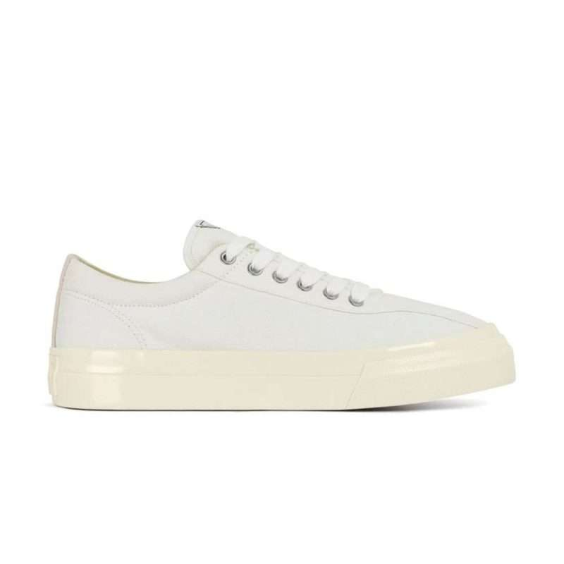 Shoe S.W.C. Dellow L Canvas White