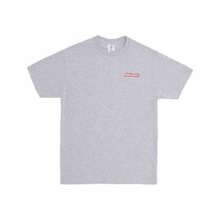 Camiseta Alltimers Broadway Embroidered Tee Heather Grey