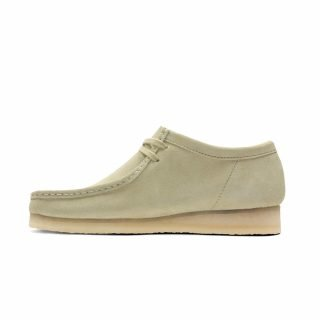Shoes Clarks Wallabee Maple Suede