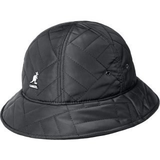Hat Kangol Quilted Casual Black